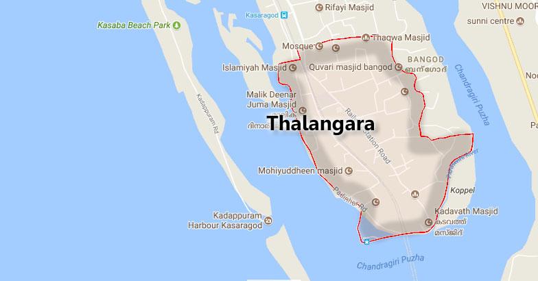 Thalangara, Kasaragod