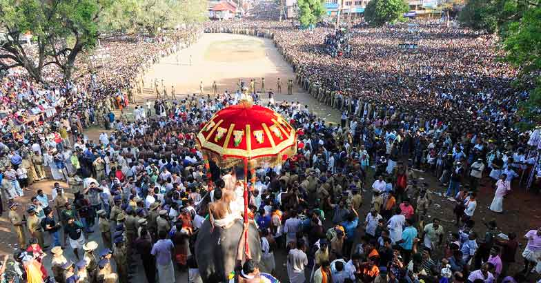 Thrissur Pooram is on May 5: what you need to know