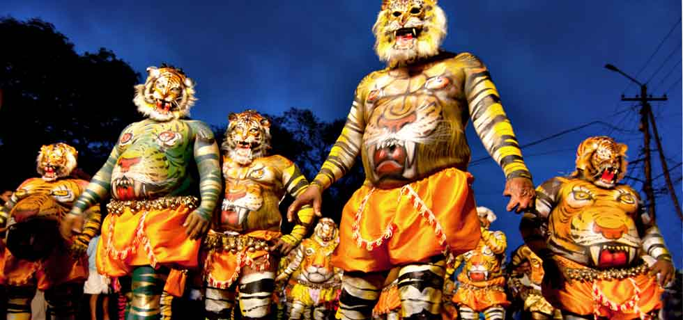 After Kummatty, it's now time for 'dancing tigers' to woo Thrissur