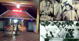 Indira Gandhi visited this Bhagavathy temple in Palakkad