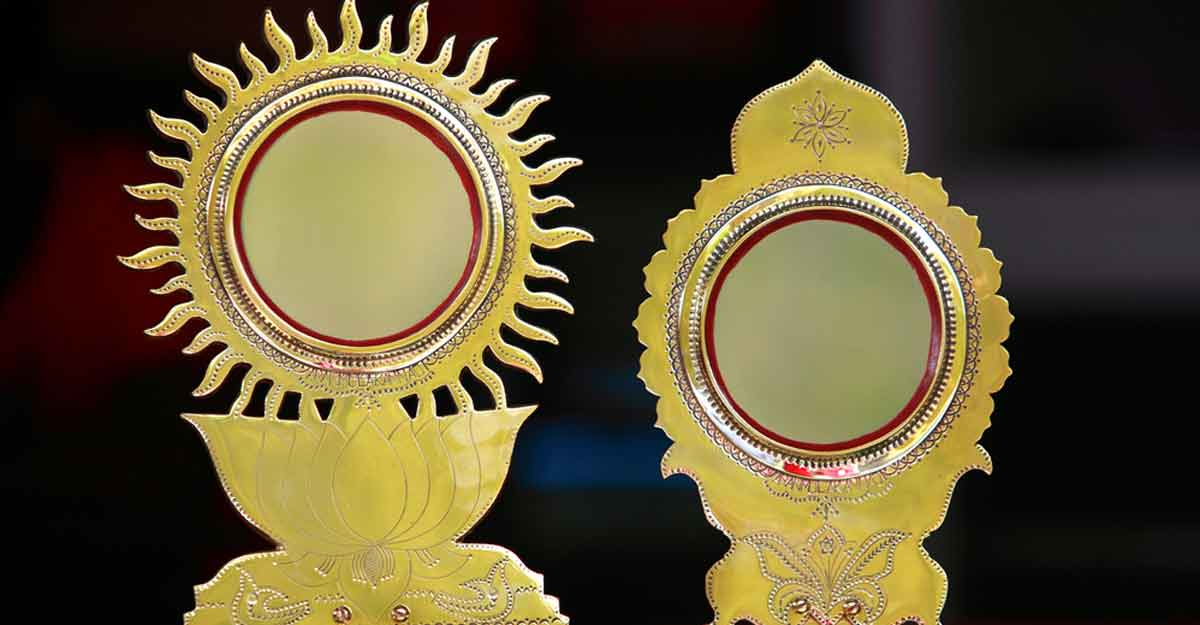 Aranmula Kannadi: A mirror reflecting Kerala's traditions and glorious past | Shutterstock