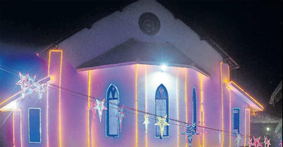 Puthiyara CSI Church celebrating 90 years