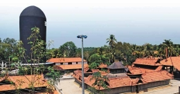 A 'Kailasa' in Kerala with the world's tallest Shivalinga