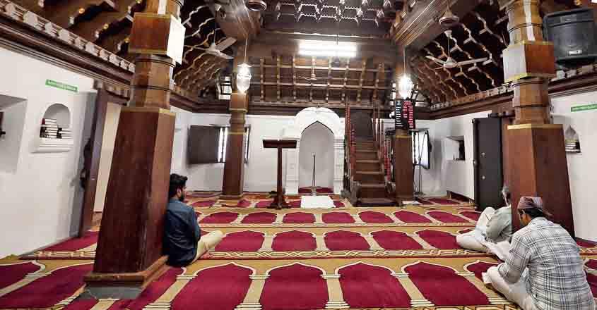 thazhathangadi-interior
