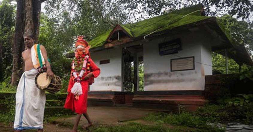 All you need to know about Karkidaka theyyam