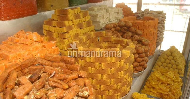 Celebrating Deepavali in Kerala