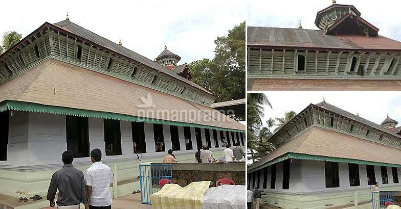 Five famous mosques in Kerala