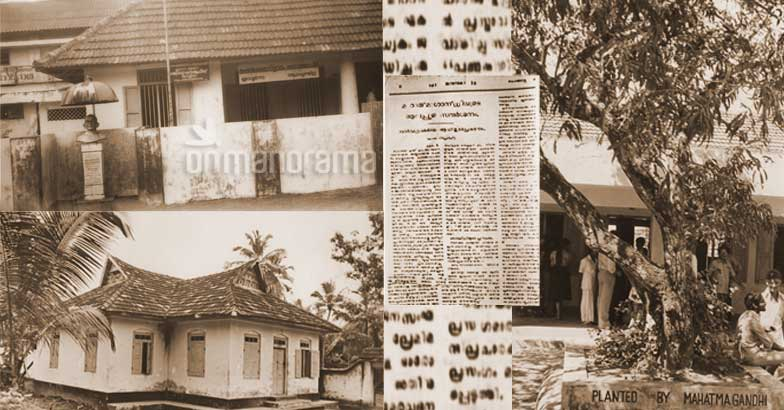 The five visits Gandhiji made to Kerala