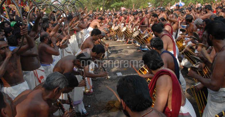 Thrissur Pooram