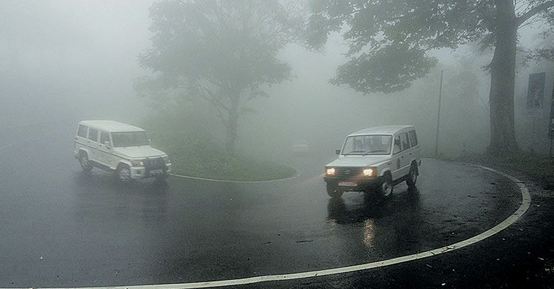 Four best places to experience monsoon in Idukki