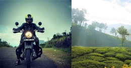 A royal ride to pristine Koviloor on Bullet