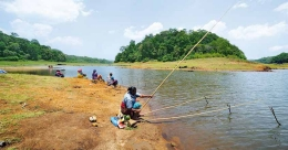 Fishing tales from high up in the Idukki hills
