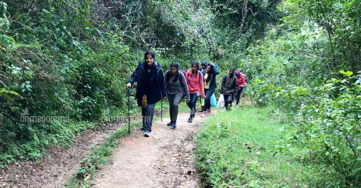 hiking-munnar