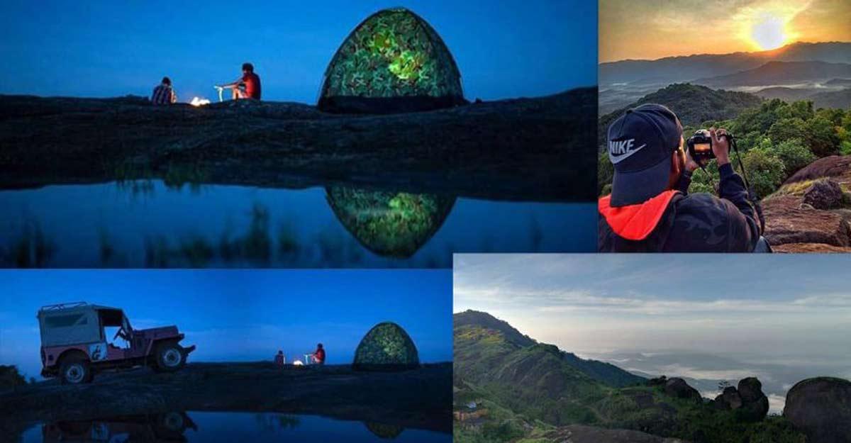 Pristine hills of Urumbikkara beckon adventure lovers