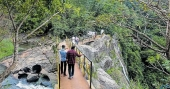 Thooval waterfall in Idukki getting a makeover to attract visitors