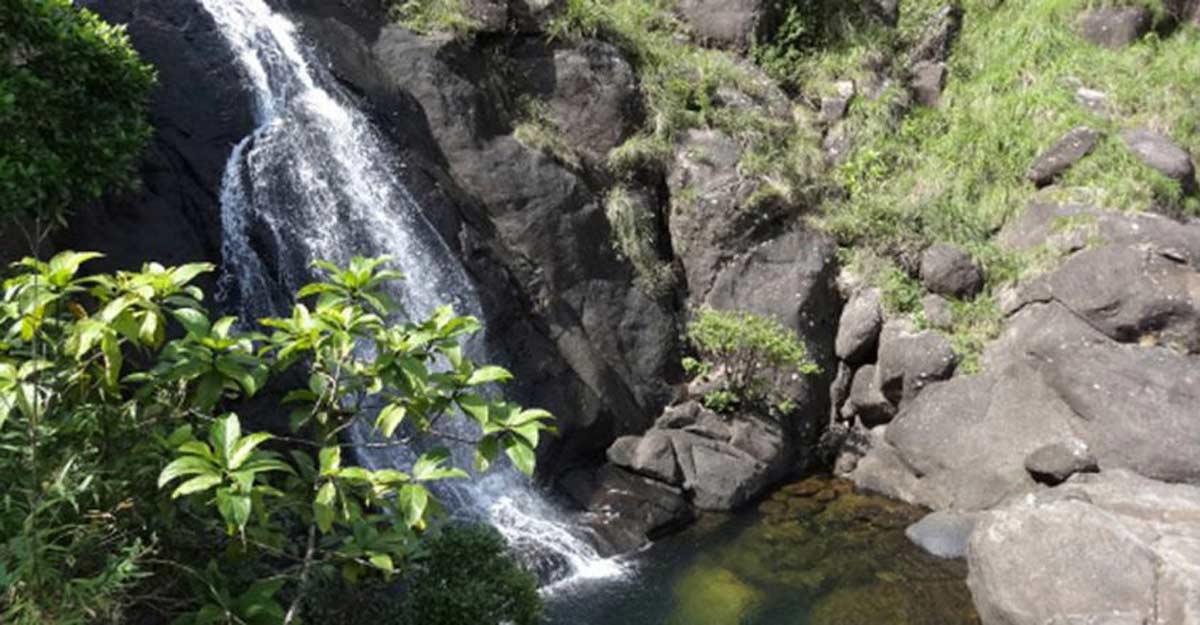 Madamakkulam in Idukki, a waterfall where madams once bathed