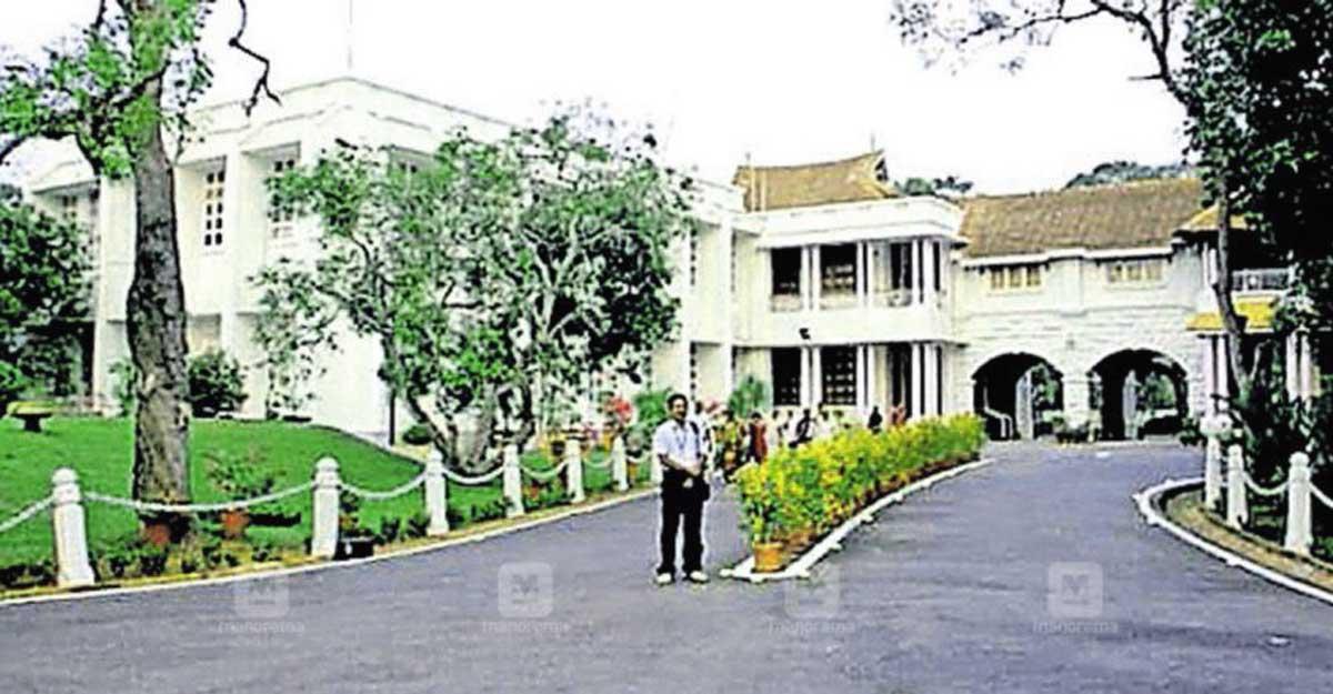 Munnar's Raj Bhavan yet to host a Governor