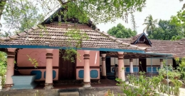 This is the house where Irayimman Thampi was born