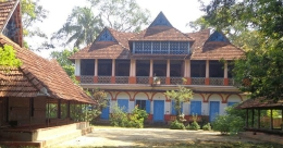 Alummoottil meda: haunted house that inspired movie 'Manichitrathazhu'