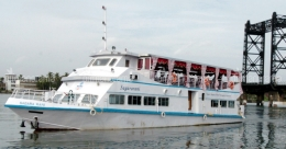 Now, enjoy a cruise ship ride off Kochi for budget rate