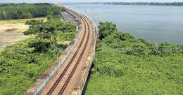 Take in the beauty of Kochi backwaters from longest rail bridge soon
