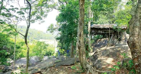bhoothathankettu-resting-area
