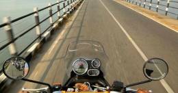 Feeling the pulse of Kochi on a Royal Enfield Himalayan