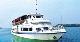 Kochi by sea: Cruise the Arabian Sea for Rs 350