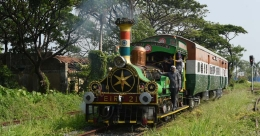 Train hauled by 163-year-old engine set for a rerun on EKM-Kochi line