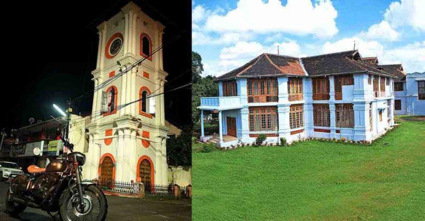 A Jawa trip to the historic Tripunithura