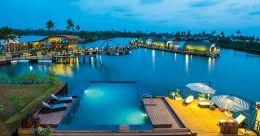 Sleep underwater at this floating resort in Kumbalangi