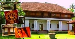 Live like a king at Chittoor Palace in Kochi