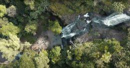 Fall in love with Idukki's Triple Waterfalls