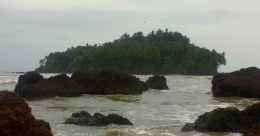 Dharmadom beach: a serene and beautiful getaway