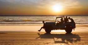 Everything you need to know about Muzhappilangad drive-in beach