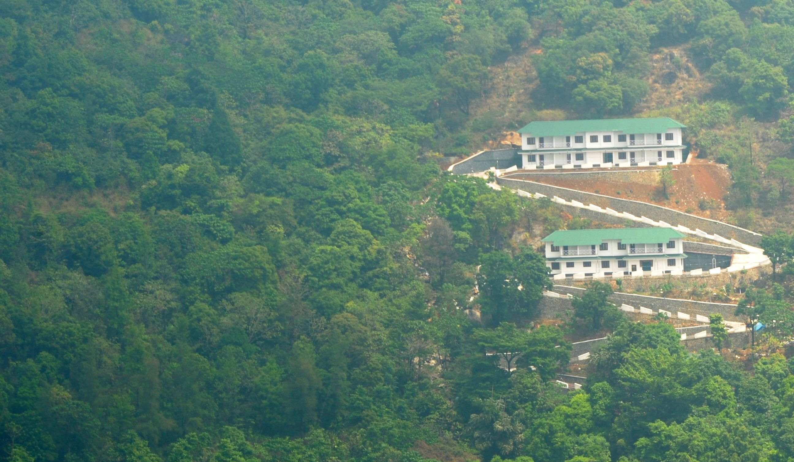Enjoy trekking in the mist-covered forests of Paithalmala