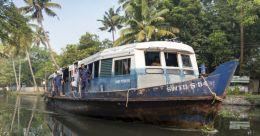 Enjoy a Kumarakom-Muhamma boat ride for just Rs 20