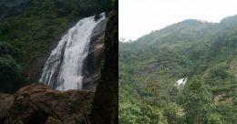 Marmala waterfalls - a hidden  natural gem in Kottayam