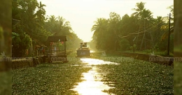 Get ready for a bewitching backwater trip from Kottayam