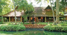 Luxury amid heritage at Kumarakom Lake Resort