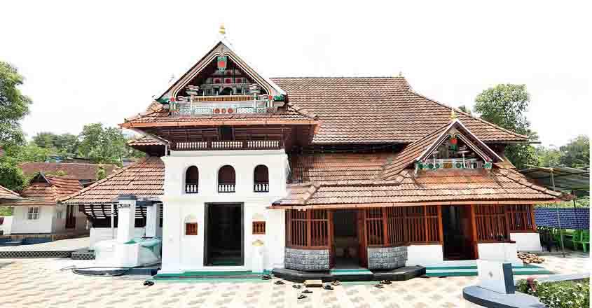 Thazhathangadi Mosque