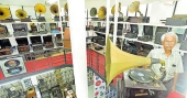 India's first and only gramophone museum is at Kottayam