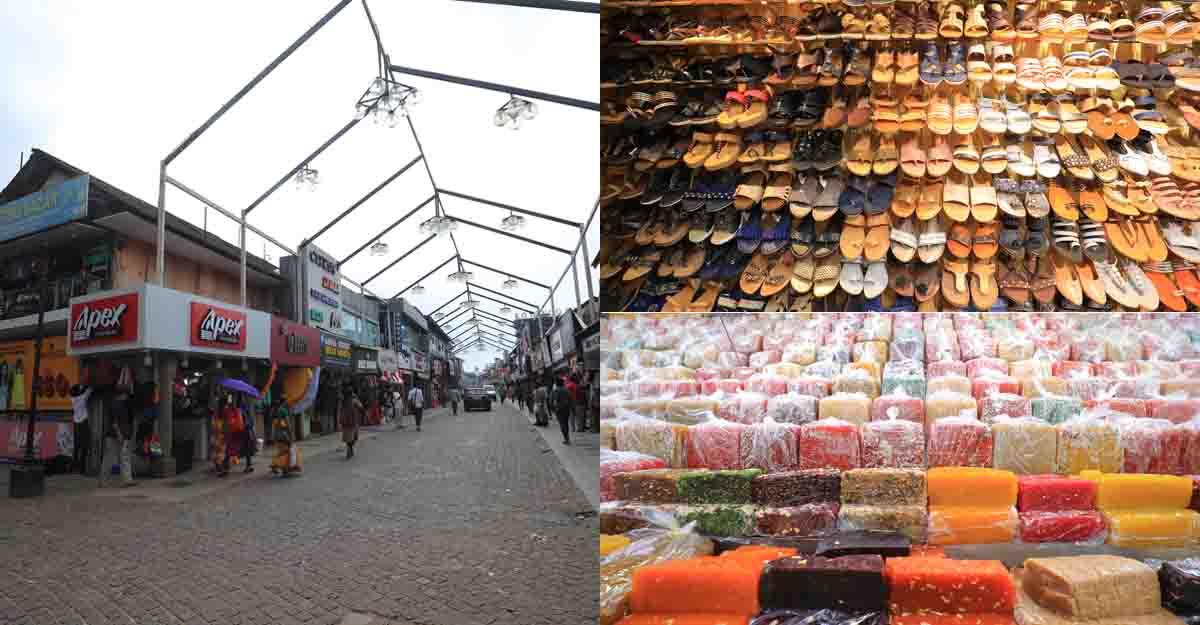 S M Street shopping haul