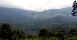 Siruvani dam – tucked away in the wilderness