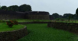 Legends have not vacated Palakkad fort