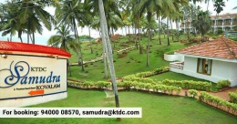 Check into 'Samudra' for a picture perfect beach getaway