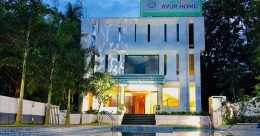 Explore the medical tourism facility at Ayur Home in Varkala