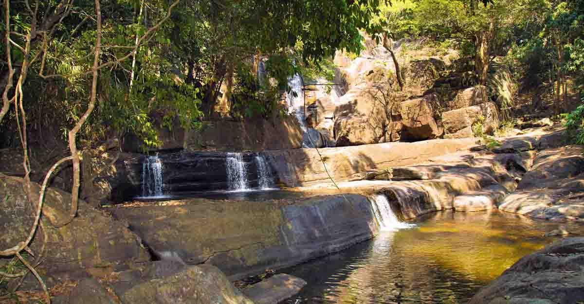 bonacaud waterfalls