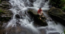 Pattathipara waterfalls is one of Thrissur's best kept secrets