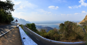 Drive along one of India's most beautiful forest roads